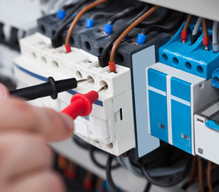 davidson lindsay electrical services electrical contracting alarm rh dles co uk Industrial Control Panel Wiring Wiring a Electrical Sub Panel to Main Panel
